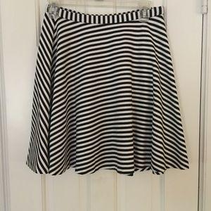 New York & Company Circle Skirt